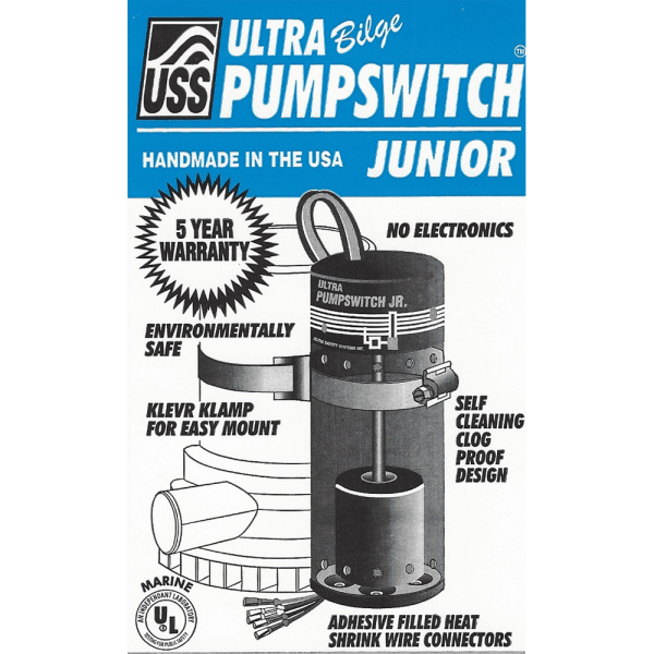 ULTRA PumpSwitches
