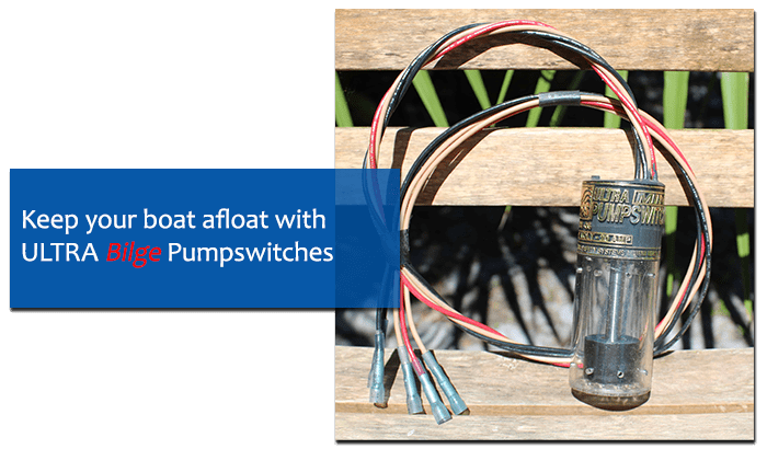 ULTRA Bilge Pumpswitch