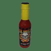 Mr Breeze Skull Hot Sauce